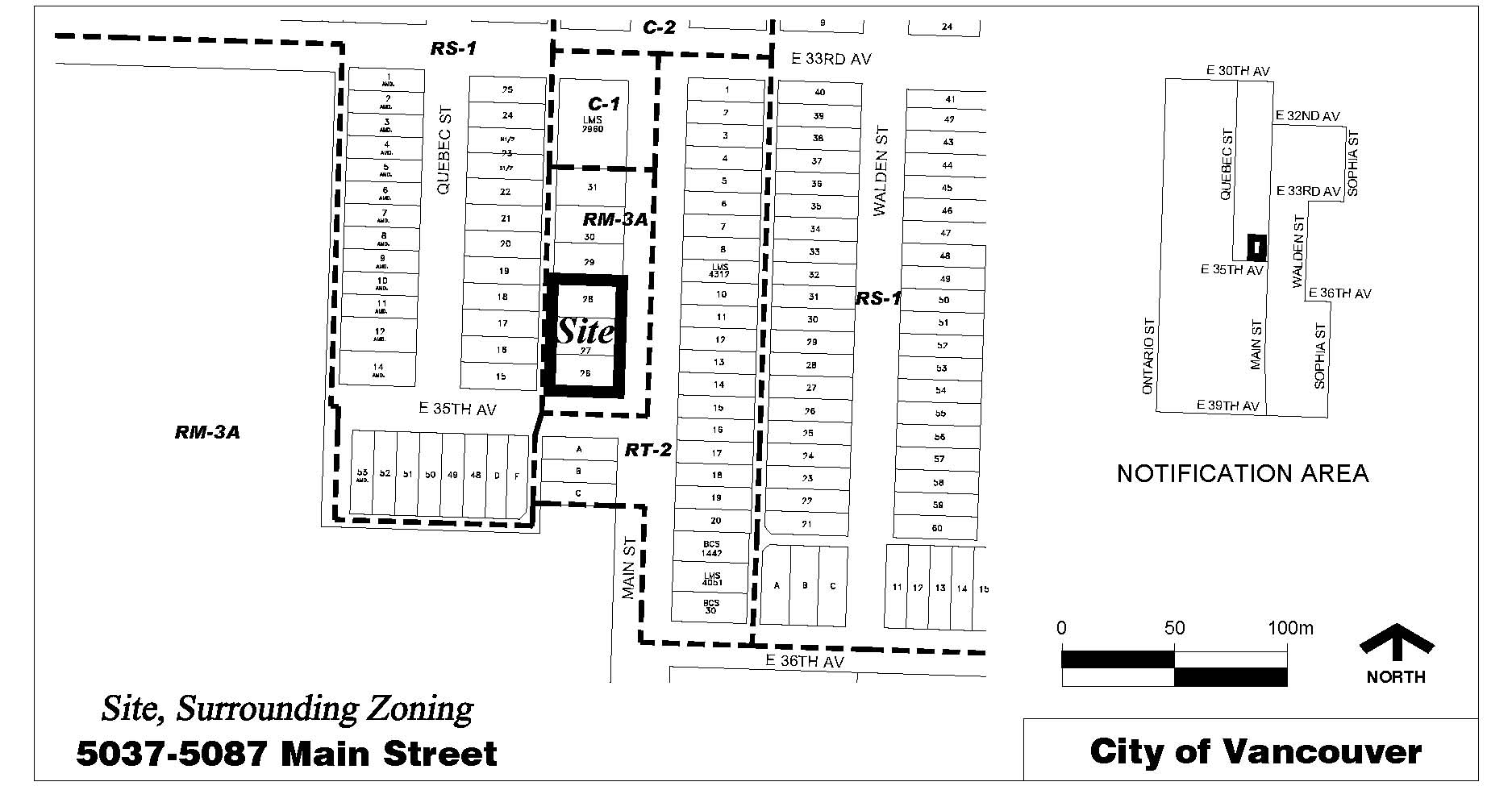 city of vancouver rezone application