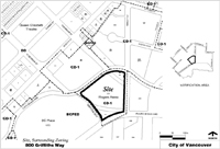 Rezoning Application, 800 Griffiths Way